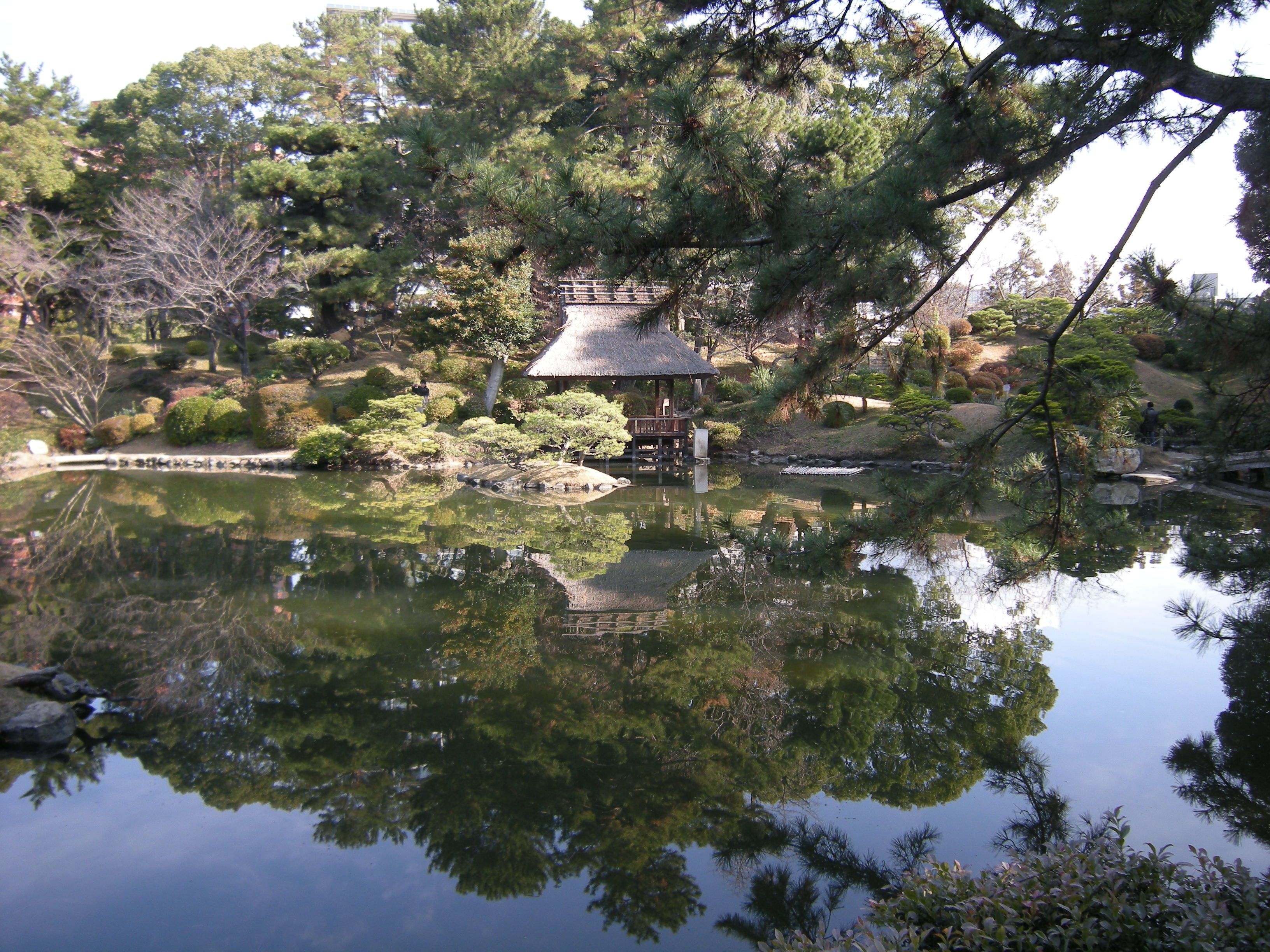 Shukukeien - Hiroshima - Japan