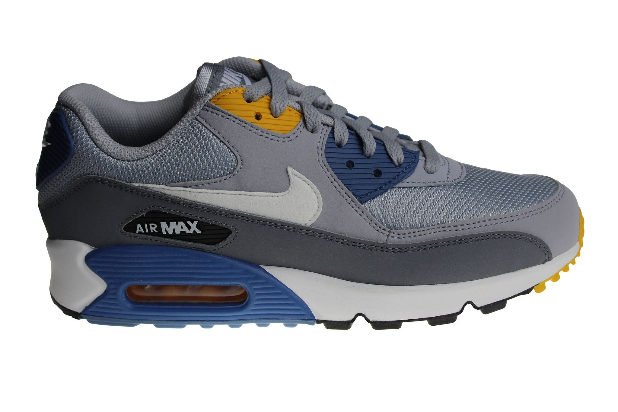 nike air max 90 heren blauw