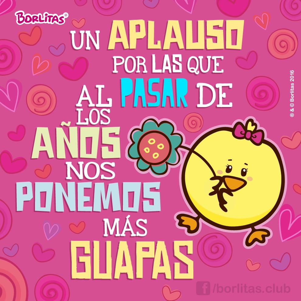 #Ysiempreguapa #entremasañosmasguapa #Borlitas