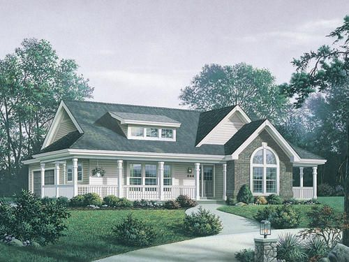 The Summerpark Building Plans Only At Menards Craftsman Style House Plans Farmhouse Style House Plans Ranch House Plans