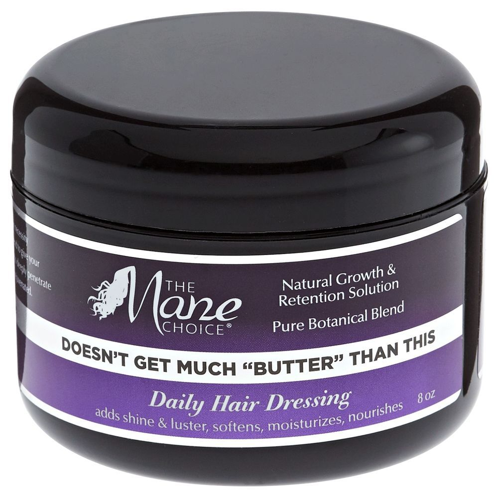 Doesn't Get Much Butter Than This The mane choice