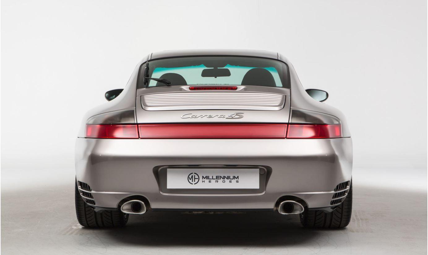 2004 Porsche 996 C4s Porsche Porsche 911 996 Porsche 911