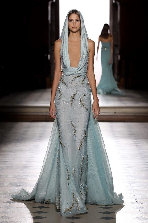 @Maysociety Tony Ward Couture Spring Summer 2016 Collection