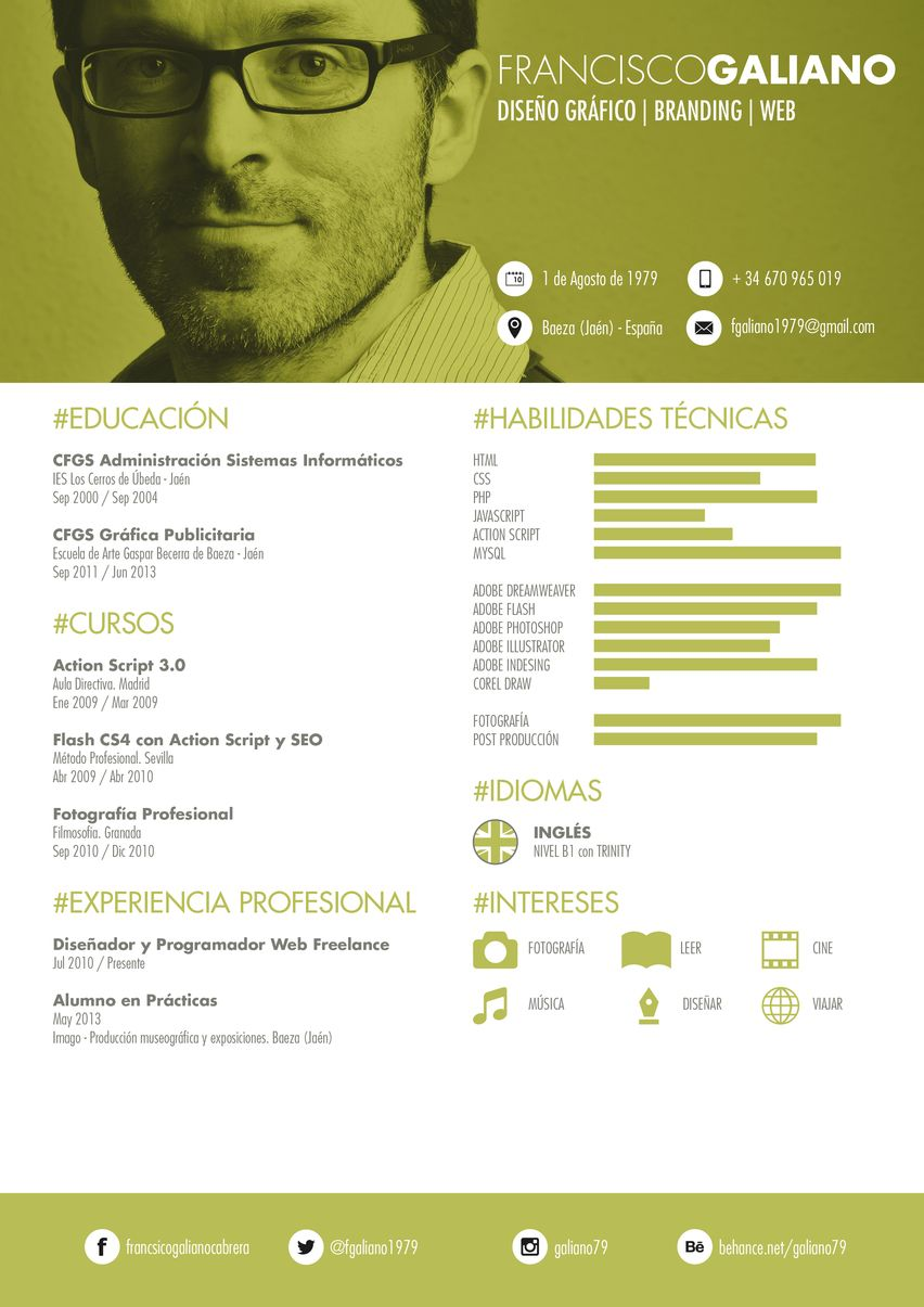 curriculum vitae - Buscar con Google | CV Elier | Pinterest ...