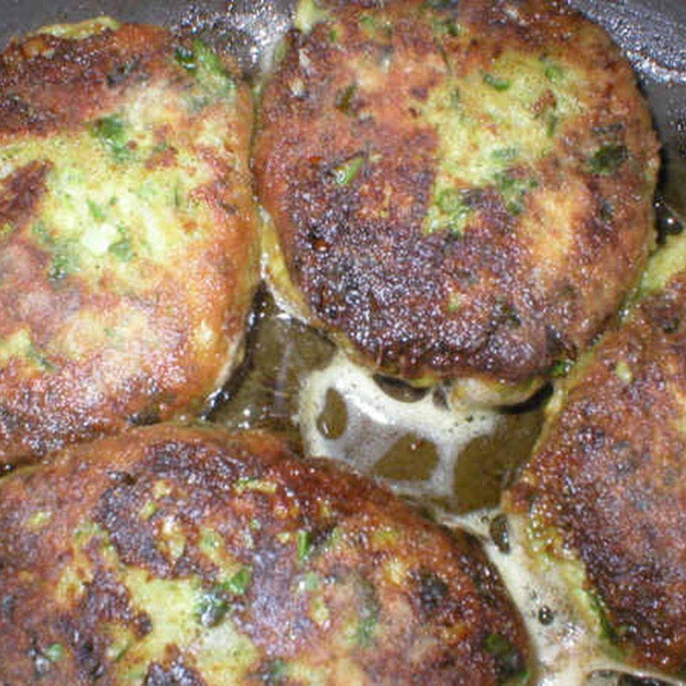 Ricetta frittelle di zucchine - #cucina #contorno