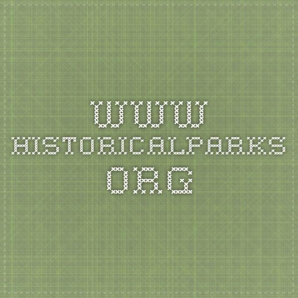 www.historicalparks.org