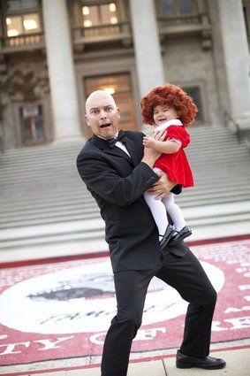 Meet Willow, The 2-Year-Old With A Lifetime\u0027s Worth Of Perfect - greaser halloween costume ideas