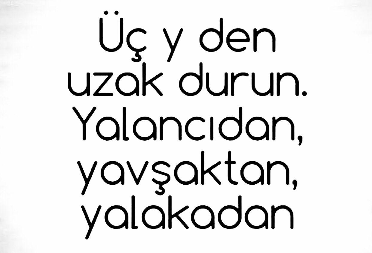 Turkce Sozler Panosundaki Pin