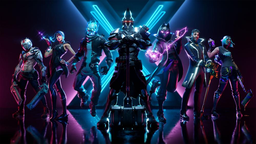 Fortnite Goes Dark A Masterful Marketing Stroke By Epic Games Epic Games Fortnite Epic Games Fortnite