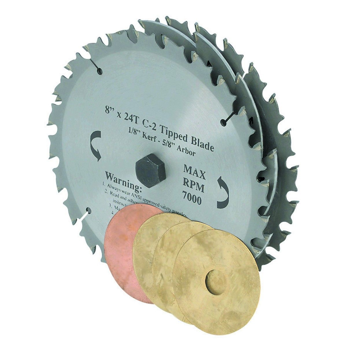 8 c2 tungsten carbide tipped 22 tooth dado blade set with saws and 8 c2 tungsten carbide tipped 22 tooth dado blade set with saws and chippers greentooth Image collections