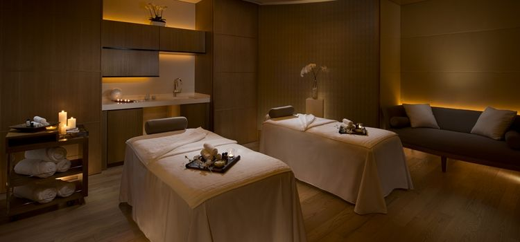 Clinic Interior Design Treatment Rooms Spa Massage