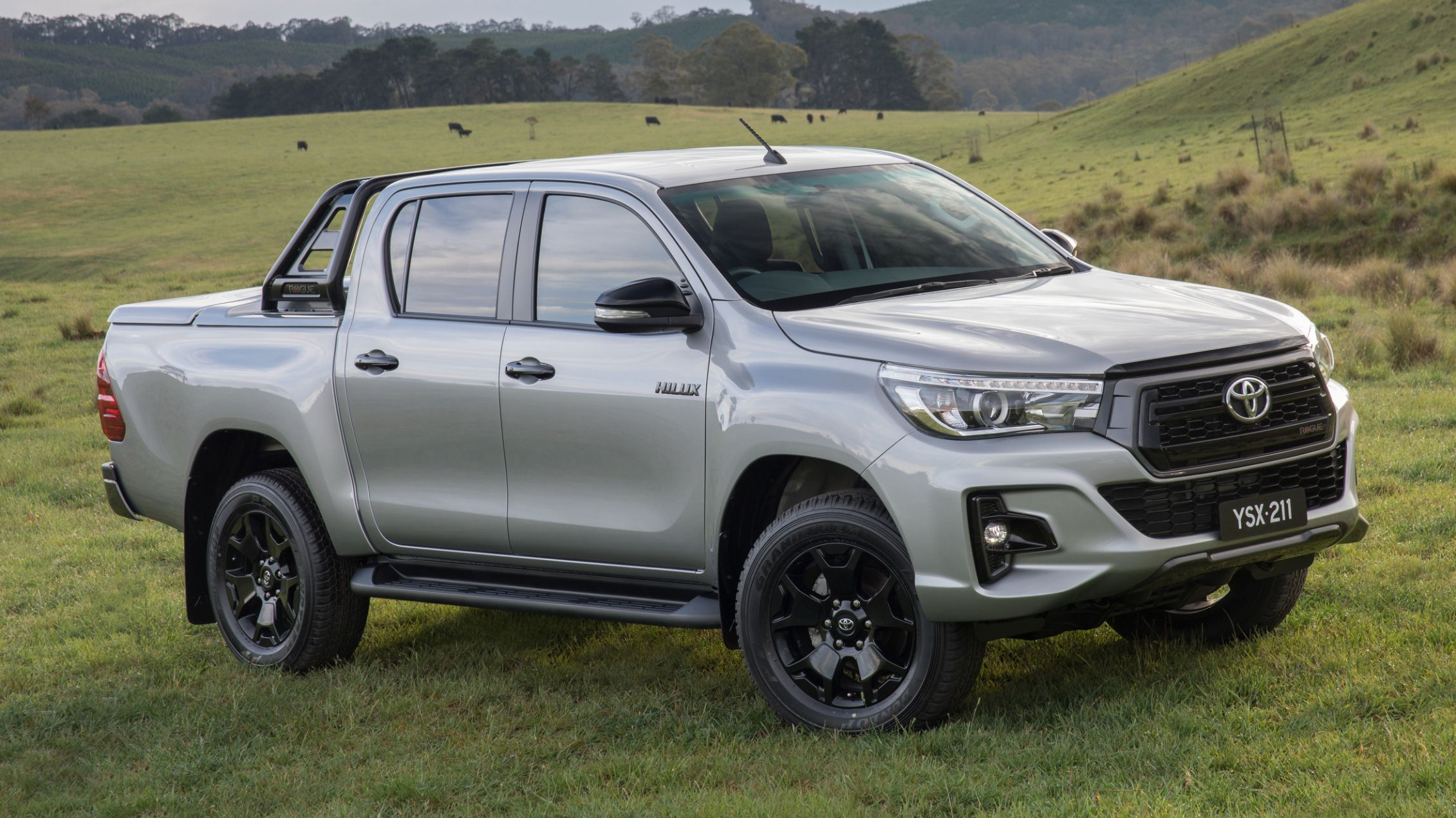 Quiz How Much Do You Know About Toyota Hilux Usa Toyota Hilux Toyota Toyota Land Cruiser Prado