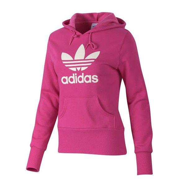 Liquidación Últimas Tallas! Sudadera Adidas rosa y blanco ...