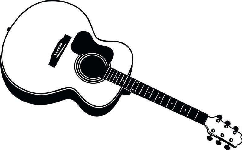 Guitar Coloring Pages Printable Di 2020 Dengan Gambar