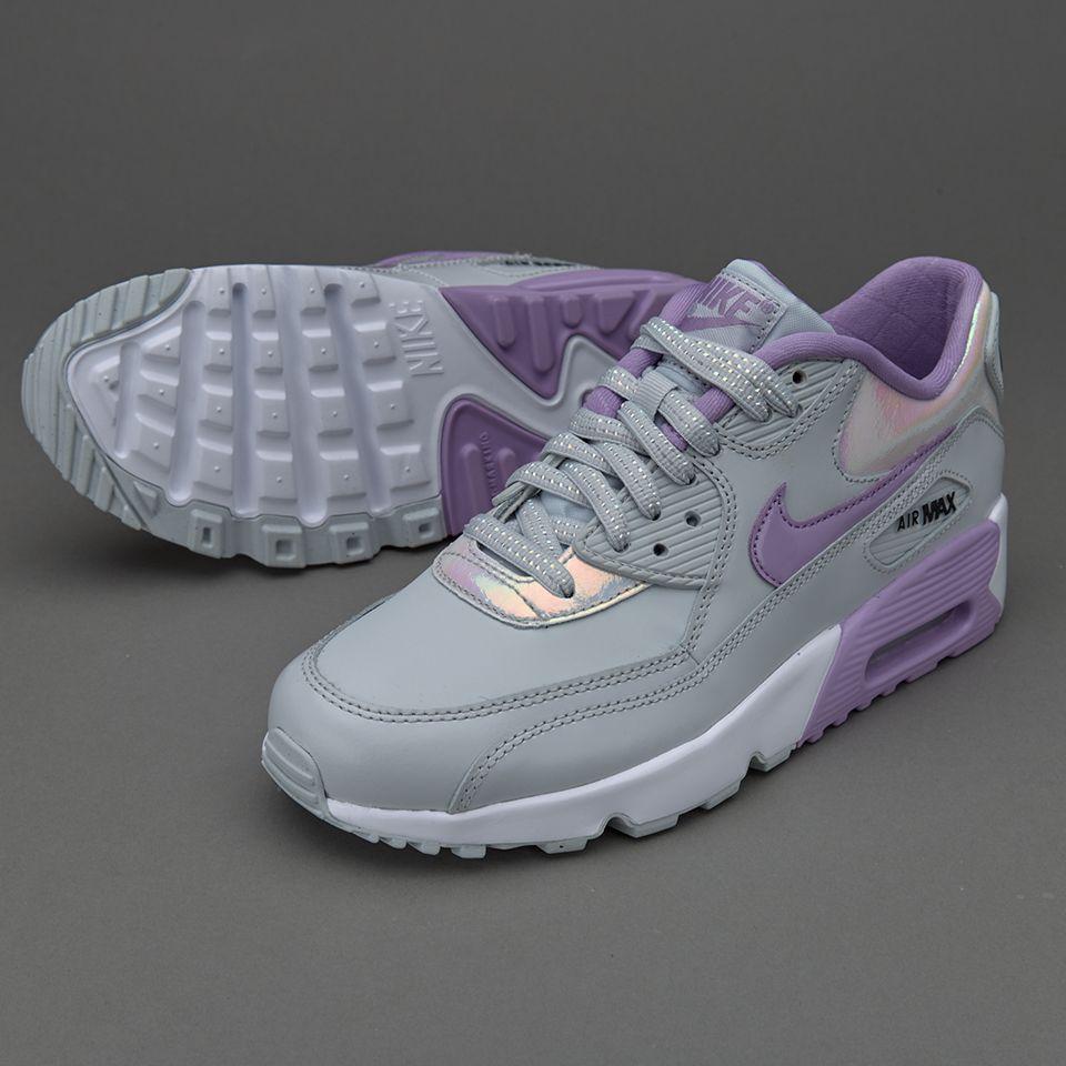 Diplomacia Insustituible Contagioso  Nike Air Max 90 - Pure Platinum x Anthracite x White x Urban Lilac |  Sneaker head, Nike air max, Air max sneakers