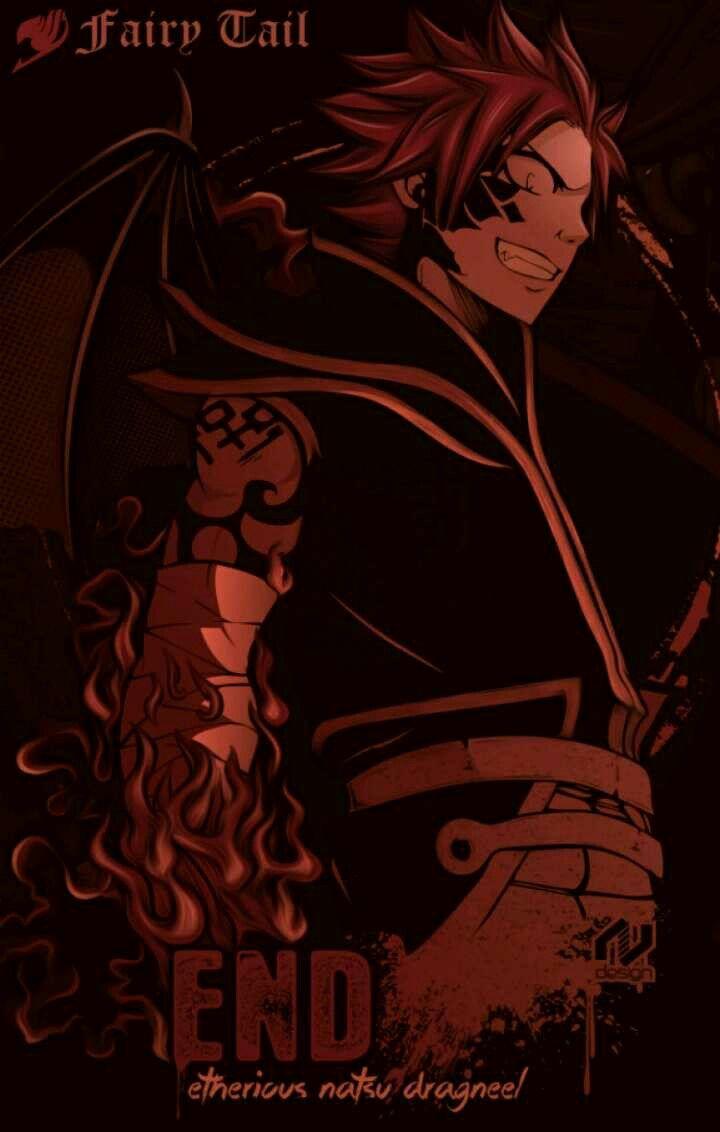 Natsu etherious form   Fairy tail   Pinterest   Fairytail, Nalu ...