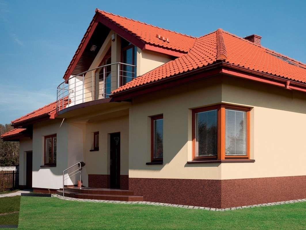 Фасадные Панели для Наружной Отделки Дома + 225 ФОТО ...