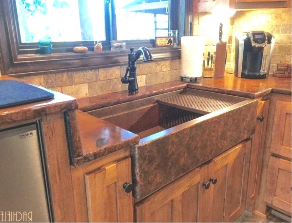 32 Maintain And Decorate The Copper Farmhouse Sink Kupferbauernhauswaschbecken Bauernhaus Copper Copperfarmhouse Copper Farmhouse Sinks Farmhouse Sink Sink