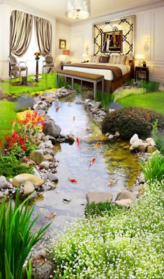 3D River Stones Garden 8 Floor WallPaper Murals Wall Print Decal AJ WALLPAPER US  | eBay#decal #ebay #floor #garden #murals #print #river #stones #wall #wallpaper