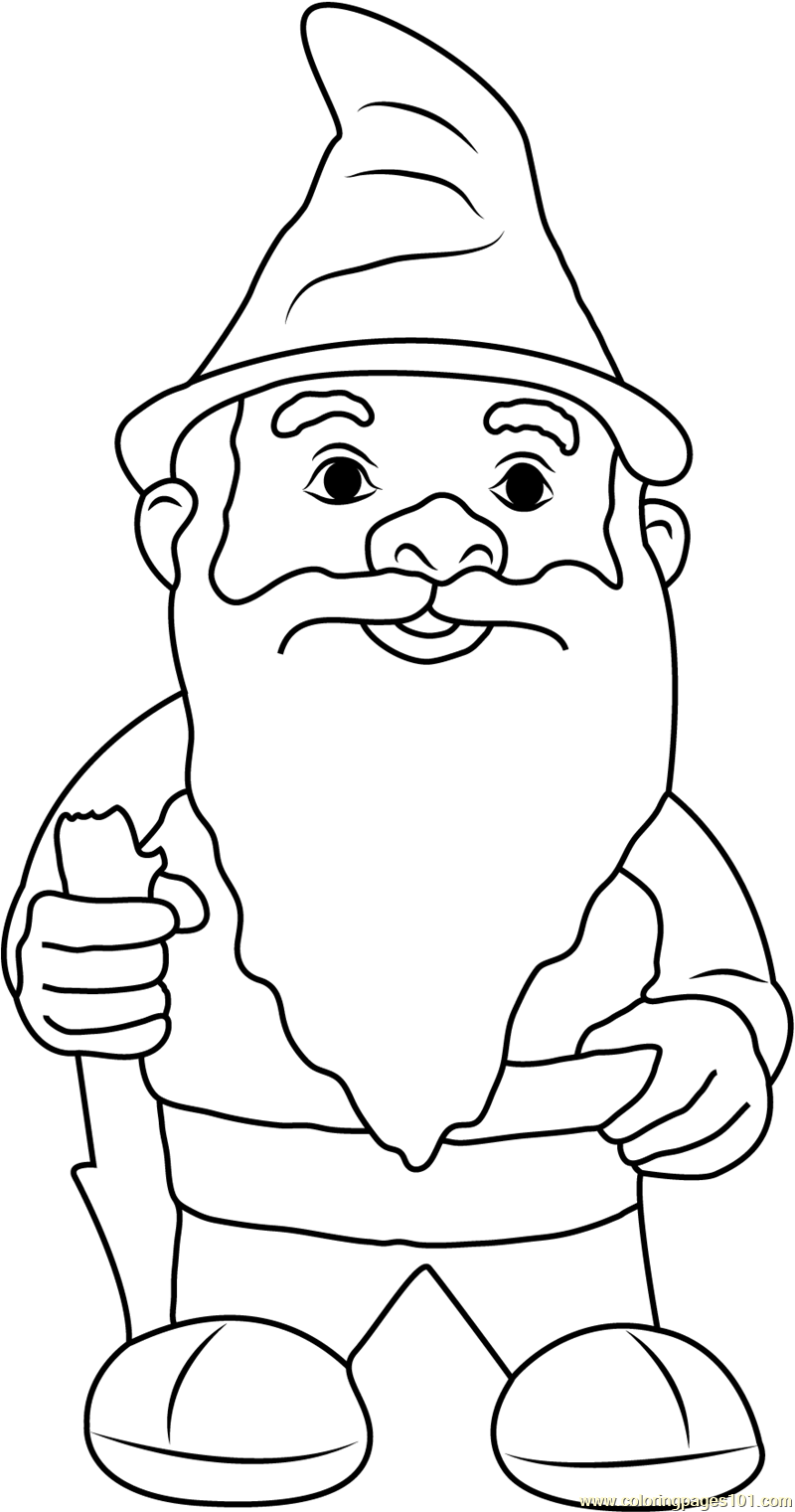 Fluffy Beard printable coloring page in 2020 (With