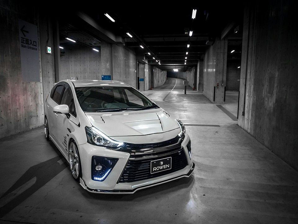 Merveilleux Toyota Prius Gu0027s Tuned By Rowen Looks And Sounds Unnaturally Goodu2026