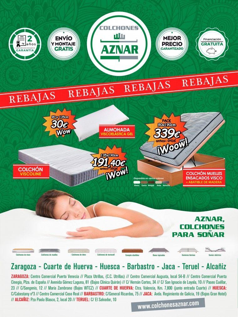 Almohadas Colchones Aznar – Sólo otra idea de imagen de muebles