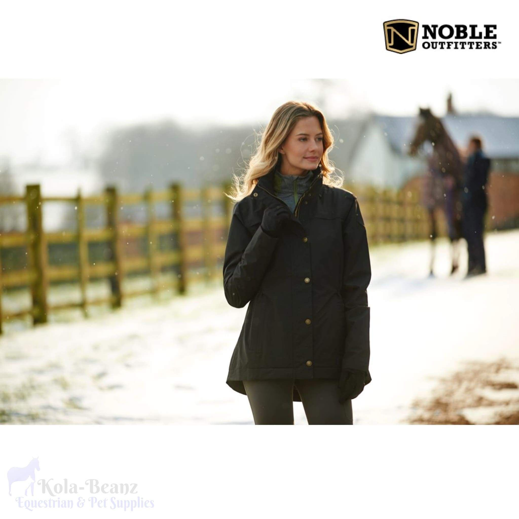Noble Outfitters Ladies Calgary Vest
