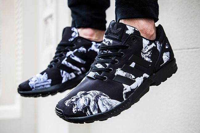 Blanc adidas Foot Zx Flux Locker Mythology Adidas Et Noir roBWQCedx