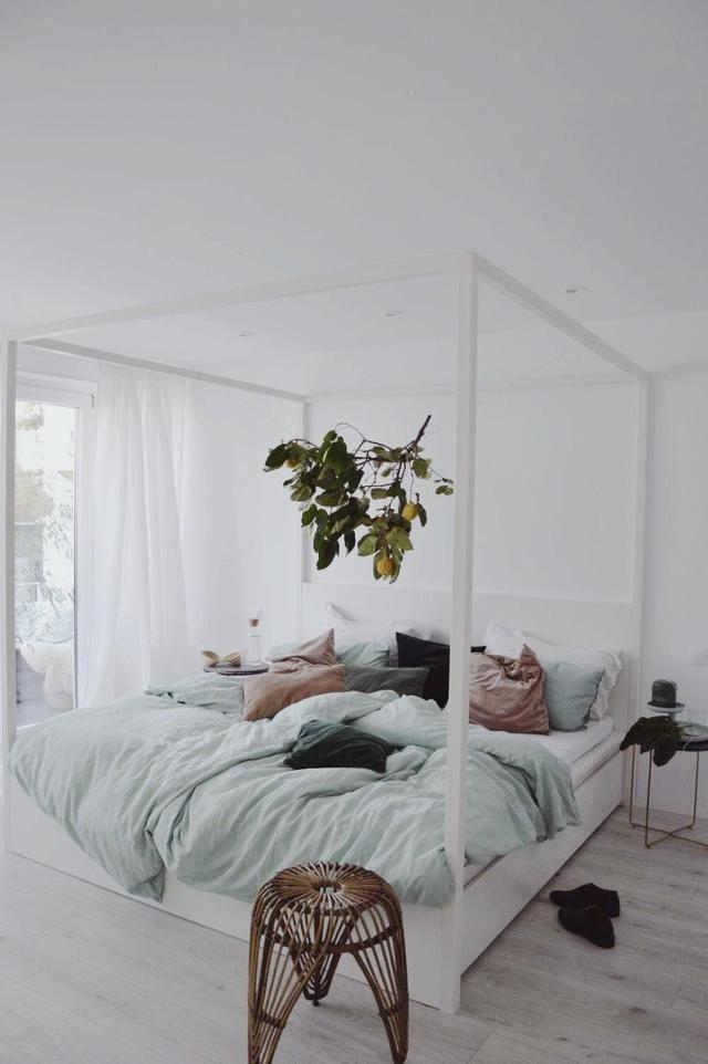 Hygge Im Bett Einmal Unter Einem Suss Duftenden Qu Schlafzimmer Einrichten Wohnen Und Zimmerdekoration