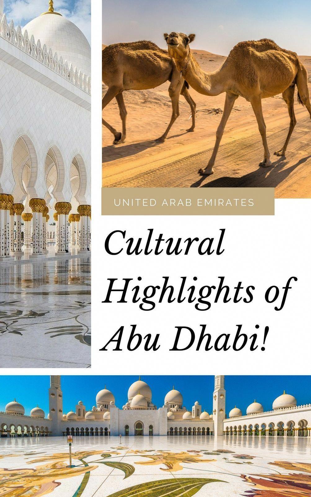 CultureTravel Culture travel, Abu dhabi, Dubai things to do
