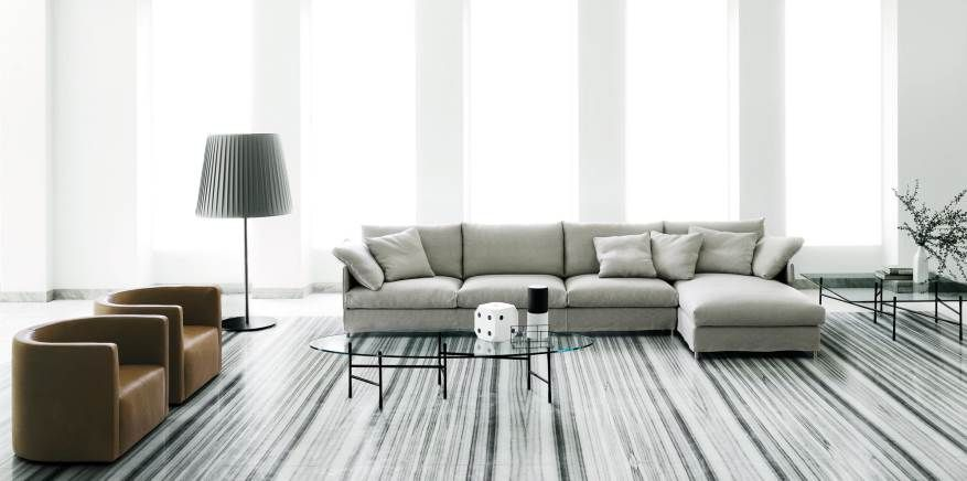Chemise | Sofas | Products | Living Divani | Mobilier rembourré ...
