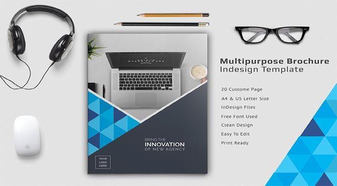 MultipurposeBusinessBrochurePsdTemplates  Mytemplatedesigns