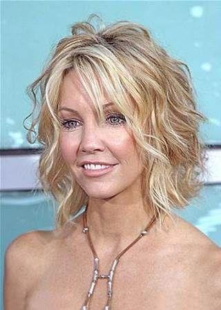 Short Hair Styles For Women Over 40 Bing Images Short Wavy Hair Hair Styles Short Hair Styles