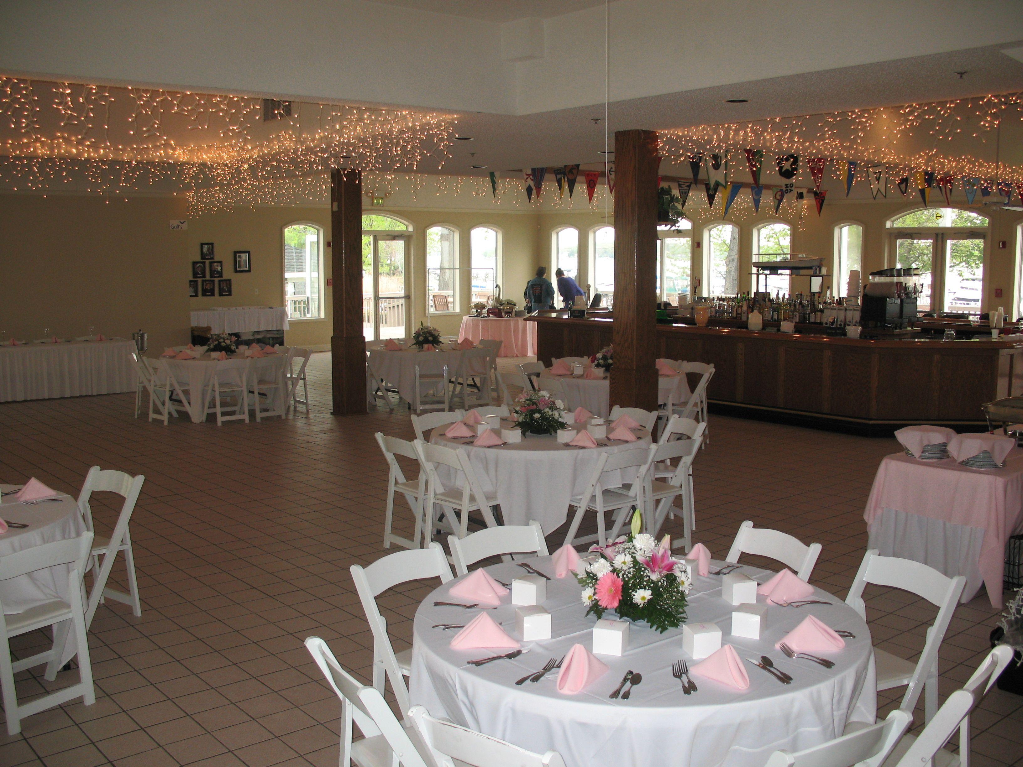 Eastern Yacht Club Es Md Wedding Venues Reception
