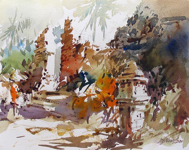 Watercolor Artist Magazine Fresh Color Global Landscapes Sublime