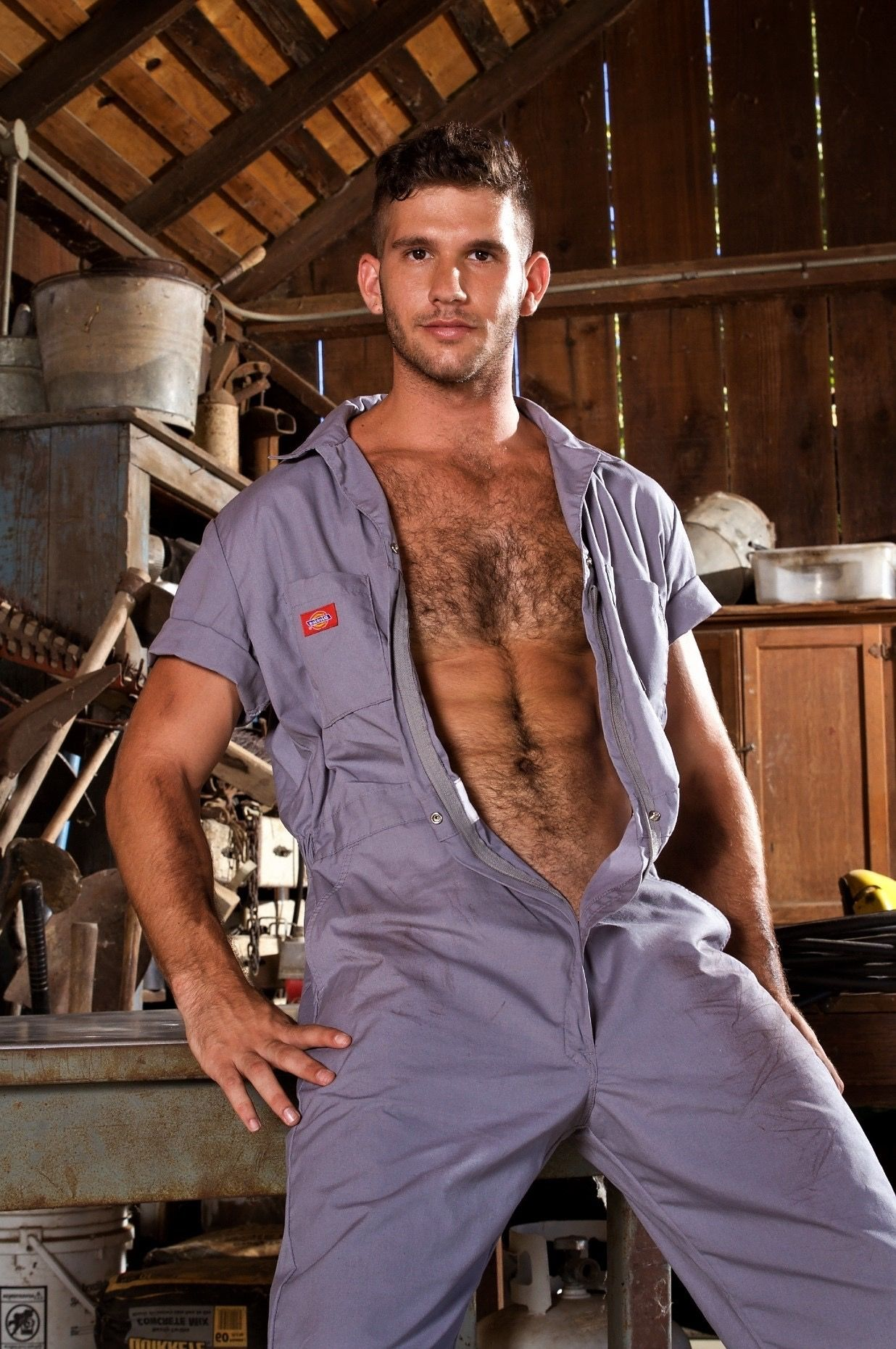 Hairy Coveralls