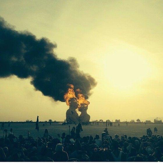 Burning Man 2014 So Far in Photos | Pulse Radio
