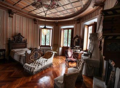 gressoney savoy castle, Italy