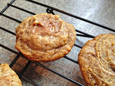 the preppy paleo: Grain-Free Honey & Walnut Cookies