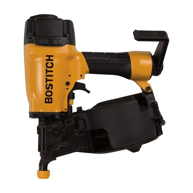 Bostitch N66c 1 1 25 Inch To 2 5 Inch Coil Siding Nailer With Aluminum Housing Review Coil Nailer Air Nailer Pneumatic Nailers