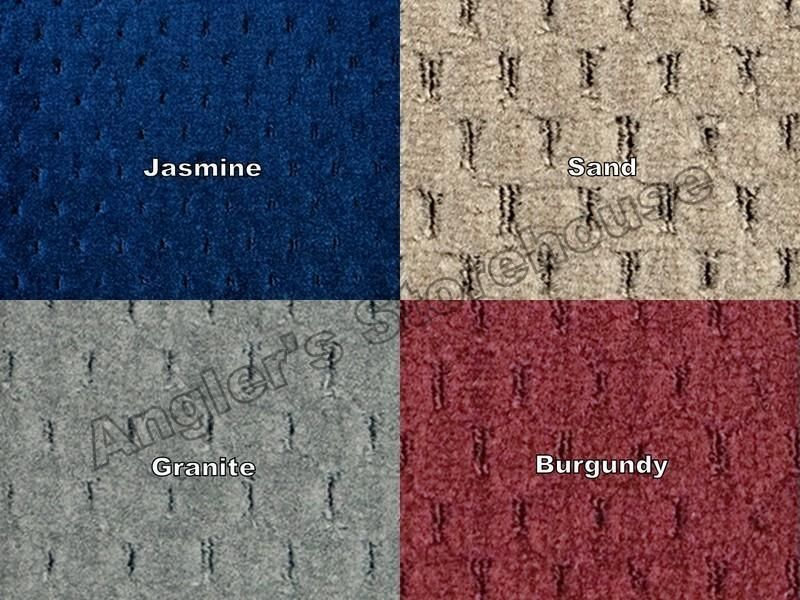 how to choose carpet color