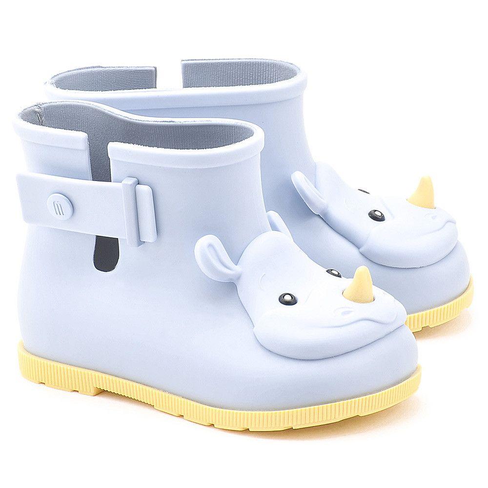 Melissa Sugar Rain Niebieskie Gumowe Kalosze Dzieciece Baleriny Buty Dzieci Mivo Baby Shoes Shoes Fashion