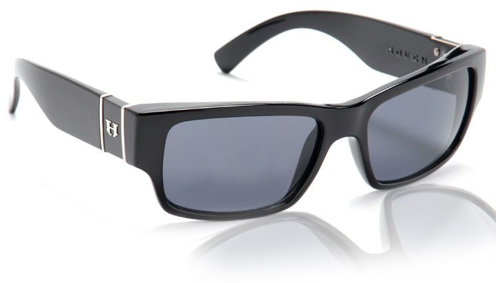 bad11e0e65 Hoven Knucklehead Sunglasses Gloss Black Frame 100% UV Polarized Optical  Quality  Hoven  Rectangular