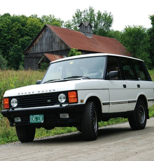 Next Purchase In The Works. Range Rover Classic