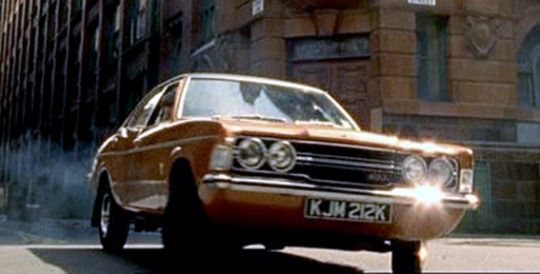 Ford Cortina Mk 3 2000 Gxl From Life On Mars Life On Mars Ford Motor Company Ford Motor