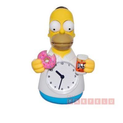 Horloge Homer Simpson