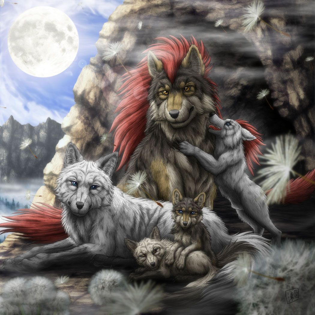 Wolf Pack By Sheltiewolf On Deviantart Wolf Pack Tattoo Wolf Tattoos Anime Wolf