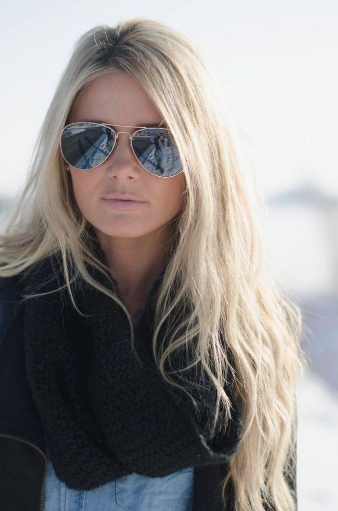 Haarschnitt Stile Für Lange Dünne Haare | Frisuren lange
