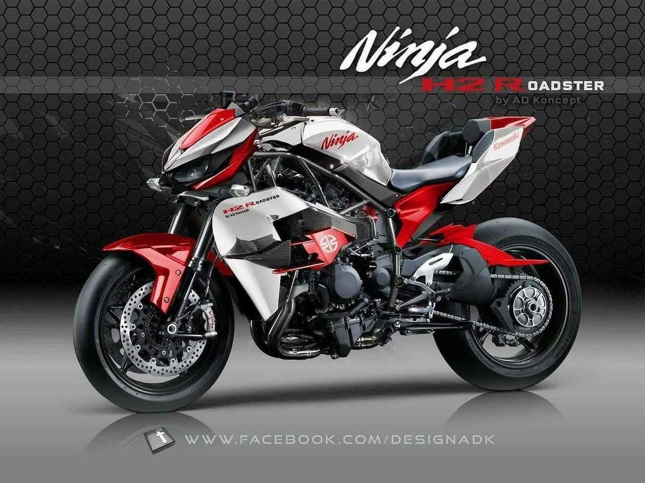 Kawasaki Ninja H2 Roadster Kawasaki Kawasaki Ninja Motorcycle