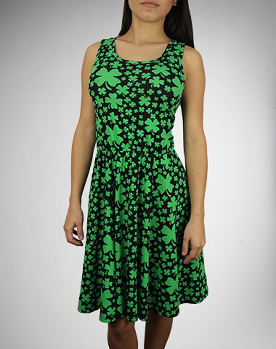 All over clover dress spencers southbaygalleria